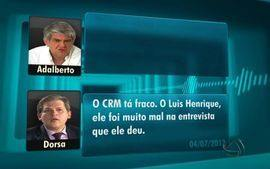 Ex-diretores de HU e HC planejavam como deveria ser feita fiscalizao do CRM