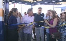 Creche Magdalena Arce Daou  inaugurada em Manaus