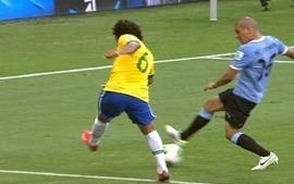Melhores momentos: Brasil 2 x 1 Uruguai pela semifinal da Copa das Confederações