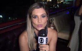 Direto de Angola, Talentos da Globo dão entrevista durante festa de gala