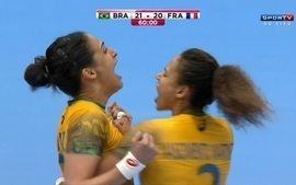 Melhores momentos: Brasil 21 x 20 França pelo Mundial de handebol feminino