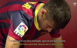 2 Anos Barcelona - Neymar Jr - Episódio 1