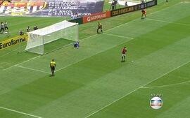 Ronaldo marca para o Flamengo 2 x 2