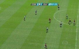 Os melhores momentos de Corinthians 2 x 2 Flamengo pela Copa SP de Futebol Júnior