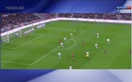 Confira os gols do massacre de 7 x 0 do Barcelona sobre o Valencia, pela Copa do Rei