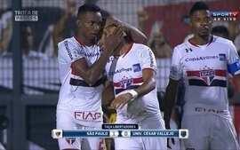 Maurício Noriega cita jogo sem riscos do São Paulo em classificação na Libertadores