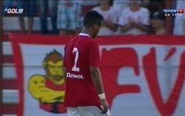 Werinton, do Inter de Lages, é o garrancho da rodada do É Gol!!!