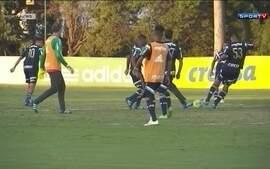 Com tempo para trabalhar, Cuca faz reformulação no time do Palmeiras