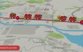 Confira o movimento das estradas na saída para o feriado de Corpus Christi