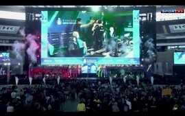 Veja os melhores momentos da final do ESL One Frankfurt