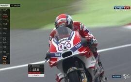 Andre Divizioso conquista pole position no MotoGP de Assen pelo Mundial de Motovelocidade