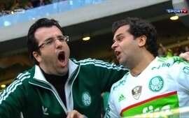 Giro Série A: Palmeiras joga com o apoio da torcida em casa