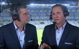 """Bob Faria diz que Botafogo valorizou vitória do Atlético-MG: """"Um grande jogo de futebol"""""""
