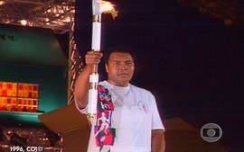 Webdoc esporte - Olimpíada de Atlanta (1996)