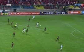 Flamengo bate o América-MG em Vitória e se aproxima do G-4