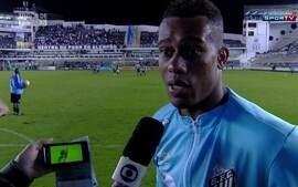 No Santos, Copete mostra felicidade por título do ex-clube Atlético Nacional