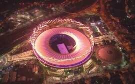 Começa a Cerimônia de Abertura da Paralimpíada 2016
