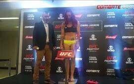 Confira a pesagem oficial do UFC Brasília