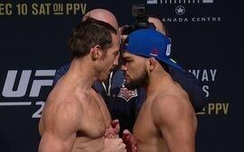 Tim Kennedy e Kevin Gastelum se encaram pelo peso-médio no UFC 206
