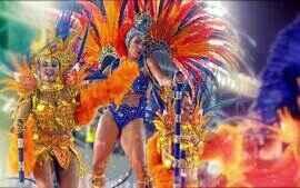 Carnaval Globeleza: Rio de Janeiro vê desfile das Escolas de Samba da Série A na sexta, 24