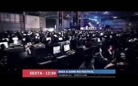 Festival Geek & Game agita o fim de semana prolongado no Rio