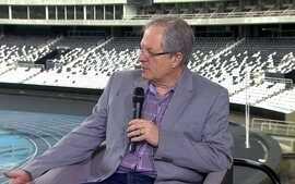 Presidente do Botafogo lembra como promoveu Jair Ventura de auxiliar a técnico
