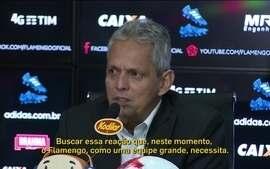 Novo técnico do Fla, Reinaldo Rueda conhece CT e já fala em recuperação