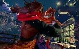 Confira o trailer de Zeku, o próximo personagem de Street Fighter V