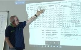 De olho em Tóquio, Jesus Morlan dá aulas na Academia Brasileira de Treinadores