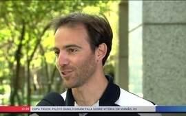 Copa Truck: Danilo Dirani fala sobre vitória em Viamão