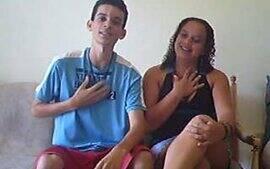 A vida de Rafael e Patrícia Batista de Siqueira em 15 segundos