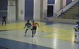 Gol no futsal, enviado por Lailson de Almeida Junior