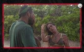 Carol Peixinho tenta convencer Bil a mudar de ideia e não de sair do reality