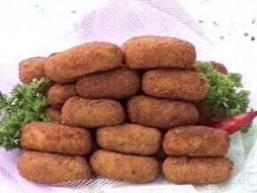 Croquetes de Frango e Gelatina - Foto de Mais Você na TV