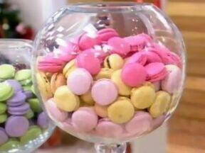 Macarons - Foto de Mais Você na TV