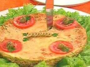 Torta de Caranguejo - Foto de Mais Você na TV