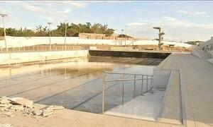 Obras de Vila Olímpica no Ceará já duram dez anos