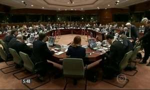 União Europeia se reúne para discutir combate ao terrorismo