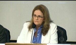 Prejuízo com corrupção na Petrobras pode ser ainda maior, diz Graça Foster