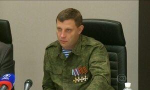 Rebeldes ucranianos convocam cem mil homens para lutar contra governo