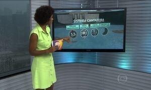 Nível do Sistema Cantareira sobe com chuvas fortes em SP