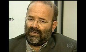 Tesoureiro do PT é suspeito de receber propina em nome do partido