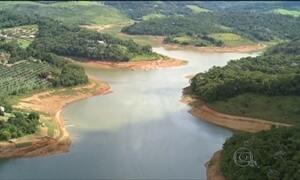 Chuva eleva nível dos reservatórios de SP, mas situação ainda é crítica