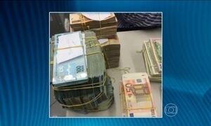 PF termina de contar dinheiro apreendido na nona fase da Lava Jato