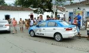 Dois suspeitos de tiroteio em Paraty (RJ) estão foragidos