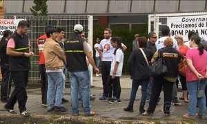Greve dos professores estaduais do Paraná completa 11 dias