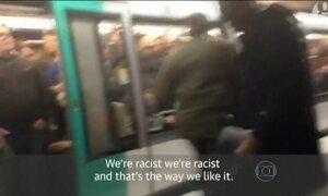 Chelsea suspende torcedores supostamente envolvidos em racismo