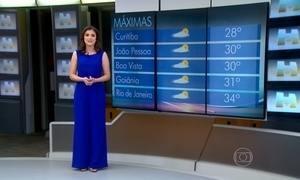 Previsão é de mais chuva no Acre até a próxima semana