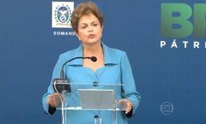 Dilma diz que Brasil tem base sólida para voltar a crescer até o fim do ano