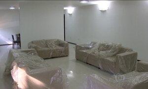 Ex-deputados ainda ocupam apartamentos oferecidos pela Câmara